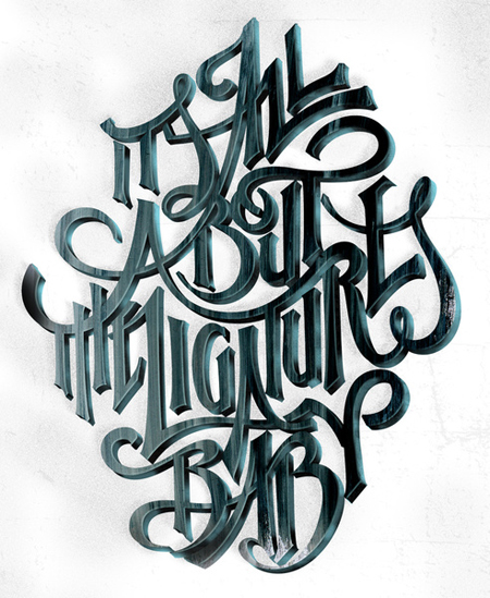 robu-ligatures