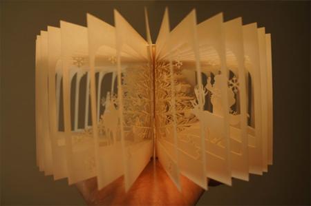 Yusuke Oono's 360 degree Christmas book