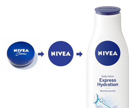 NIVEA new global design