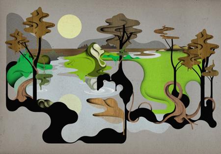 Landscapes by Steve Wilson