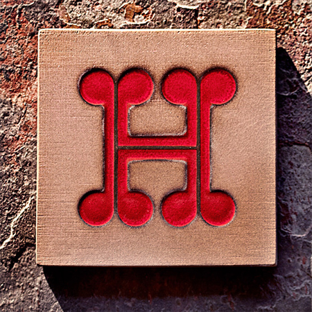 Heath House H Tile