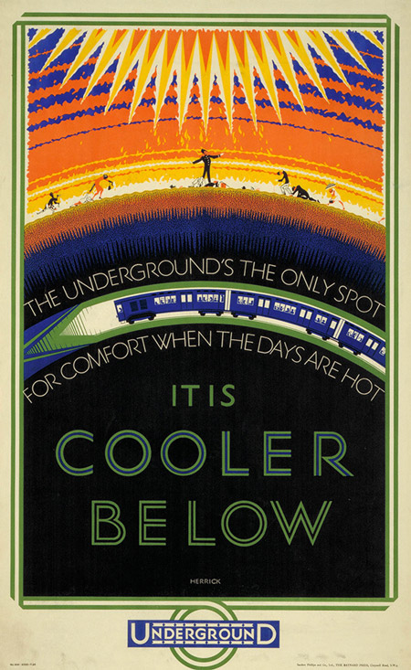 132.-It-is-cooler-below_-by-Frederick-Charles-Herrick_-1926