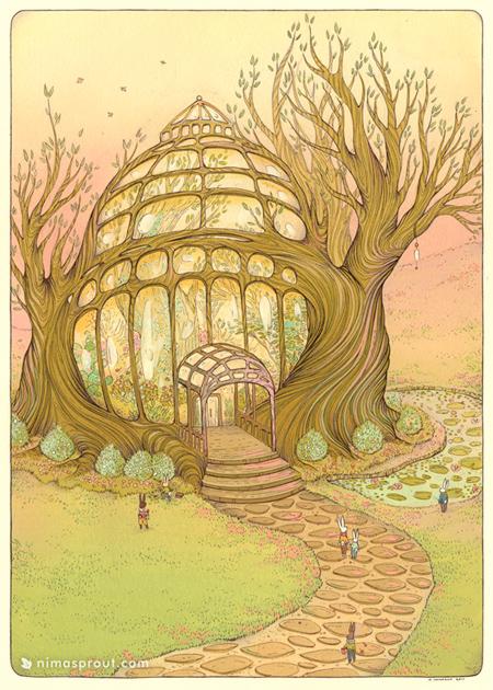 Illustrations by Nicole Gustafsson