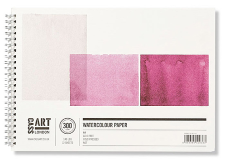 Cass art watercolour pads