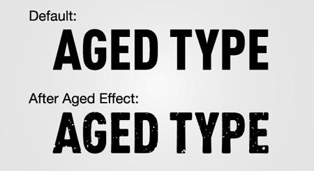 Aged-Type