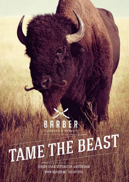 Barber ads