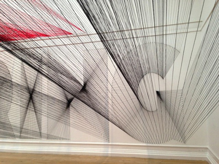 Thread Installation by Pae White