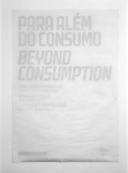 Experimenta Design 2003 Poster