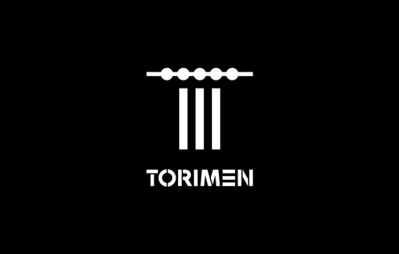 Torimen-LogoBlackBG