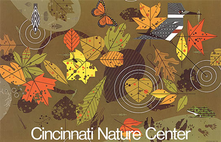 Cincinnati Nature Center poster