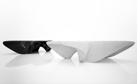 dezeen_Tables-by-Zaha-Hadid-for-Citco-5