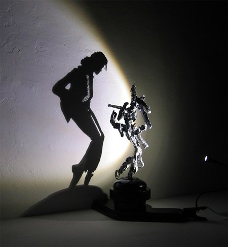 Light Sculptures by Diet Wiegman