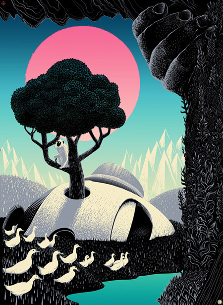 Illustrations by Sam Chivers