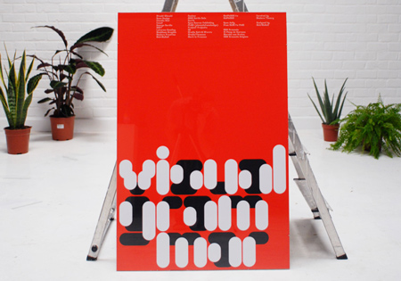 Stunning posters by Modern Practice