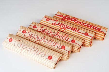 Spaghetti packaging concept