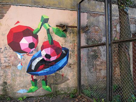 Saint Petersburg Street Art
