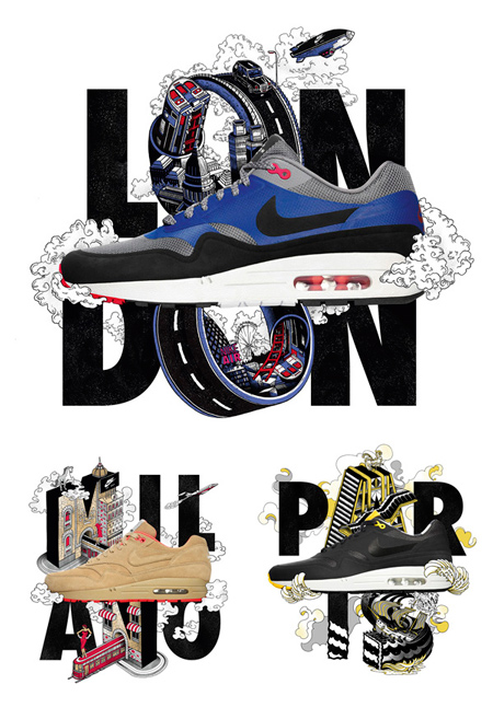 Nike Air Max Home Turf Pack