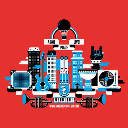 Graphic design and illustration by Marco Goran Romano