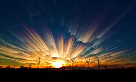 Mind-blowing sky Photography by Matt Molloy