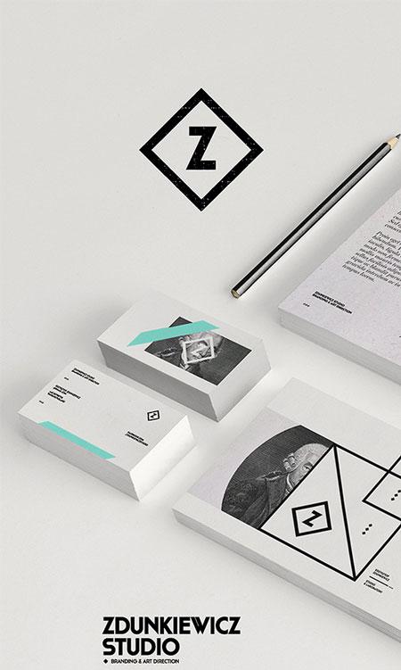 Zdunkiewicz Studio identity