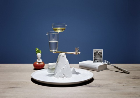 Creative Interpretation of Meals