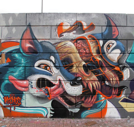 Art by Nychos