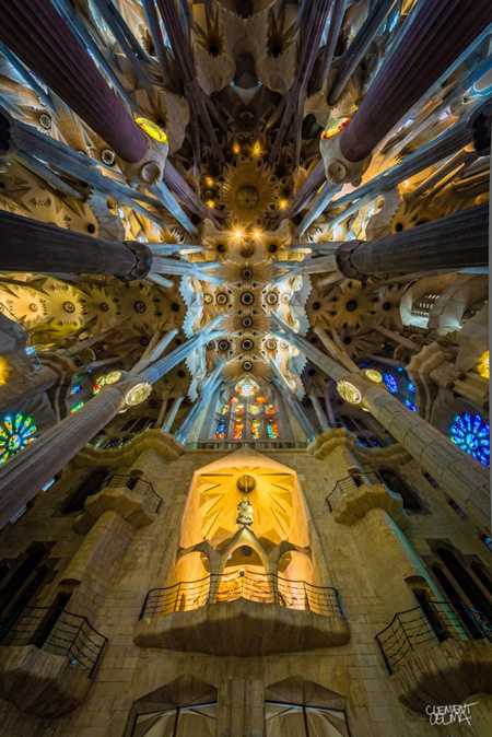 Sagrada Familia perspectives