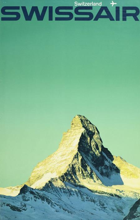 Vintage Ski Posters of Europe