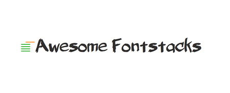 awesome-fontstacks