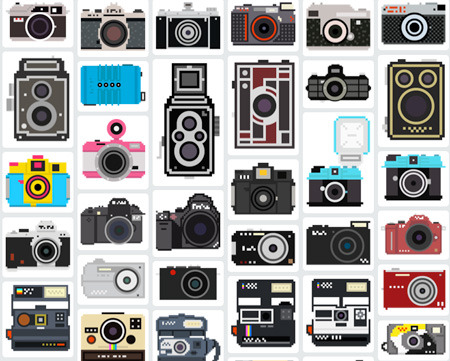 camera-collection