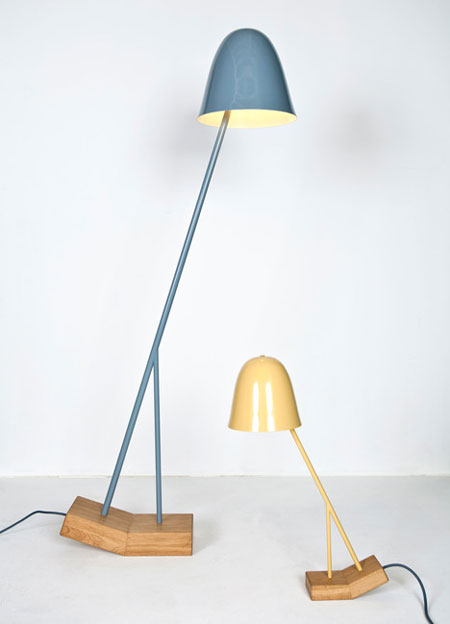 Designed to enlighten you: 10 cool lamp designs