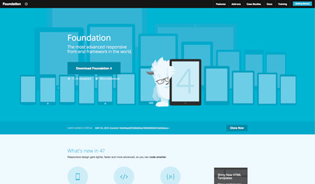 5 responsive frameworks for more productive web design