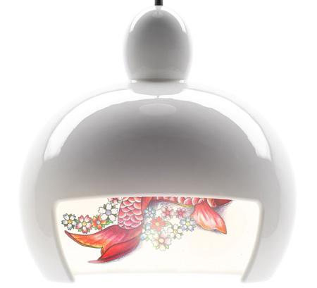 Geisha lamps for Moooi