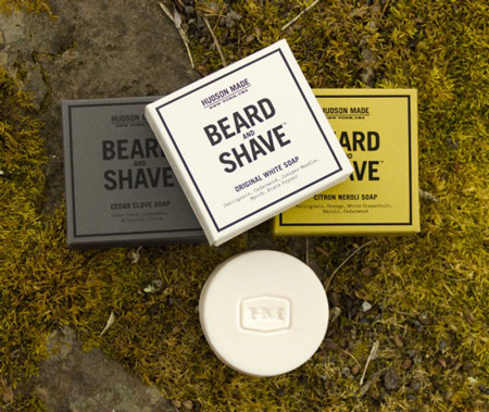 Beard & Shave packaging