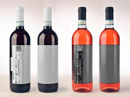 Bigagnoli Wines packaging