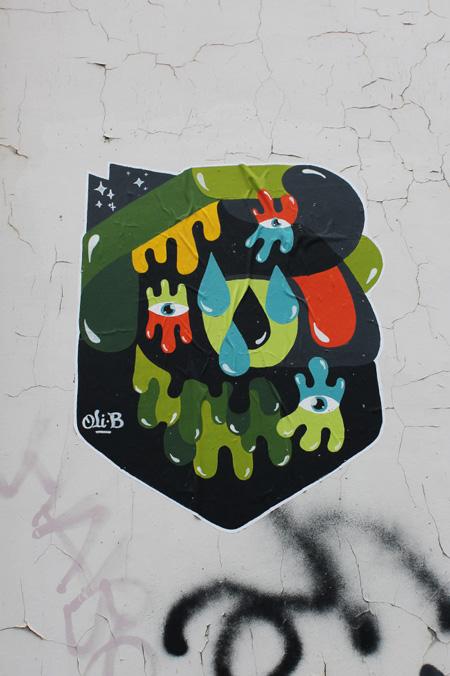 Featured illustrator: Oli-B