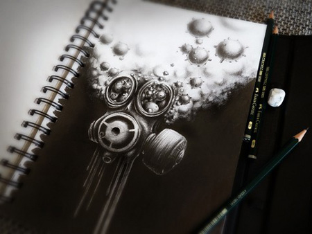 Sketches by PEZ