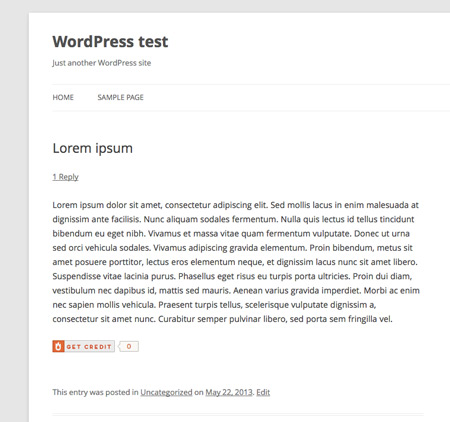 WordPress news: May 26 to June 1, 2013