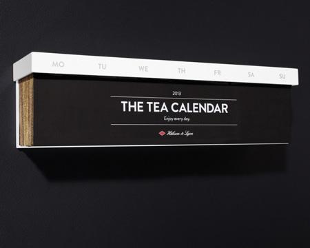 Halssen & Lyon Tea Calendar