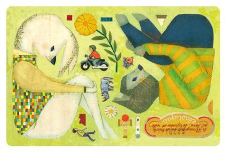 Prints by Toshiyuki Fukada