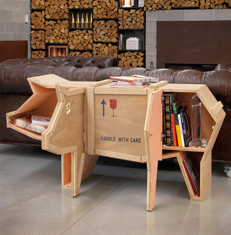 Animal-Shaped Furniture