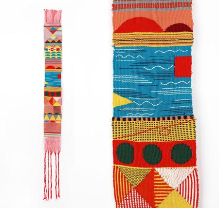 Patterns by Hannah Waldron