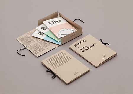 Featured design studio: Neue Werkstatt