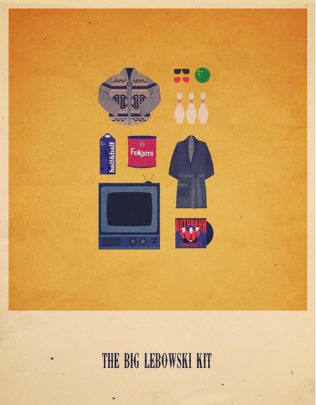 Movie hipster kits