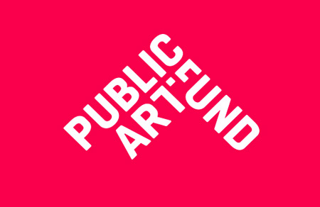 Public Art Fund branding