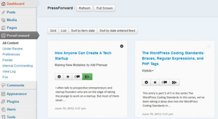 WordPress news: June 16 to June 22, 2013