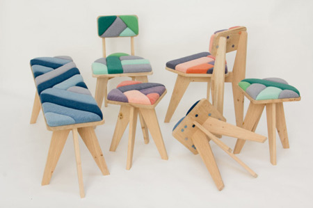 Furniture by Merel Karhof