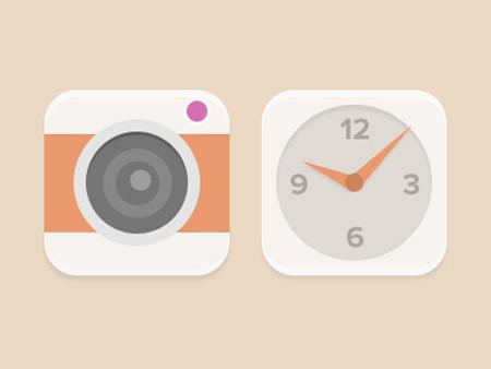 camera_and_clock