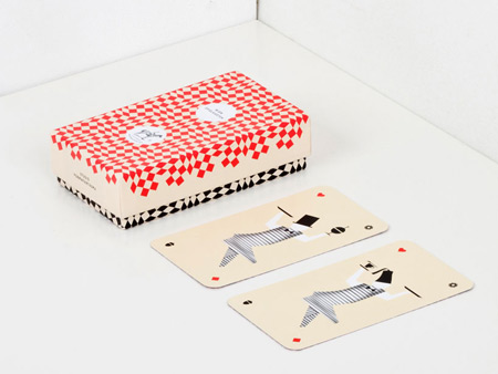 Cards by Studio Formafantasma