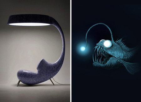 Anglerfish Chair by Ontwerpers